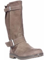 Gentle Souls - Buckled Up Engineer Boots - Lyst