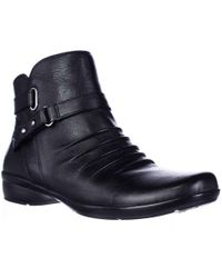 Naturalizer - Cassini Ankle Boots - Black - Lyst