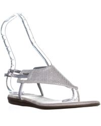 8d22deee57cc Aerosoles - Conchlusion Flat Comfrot Sandals - Lyst