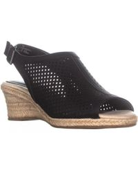 Easy Street - Stacy Espadrilles Sandals - Lyst