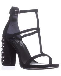 Kenneth Cole - Deandra 2 Studded Dress Sandals - Lyst