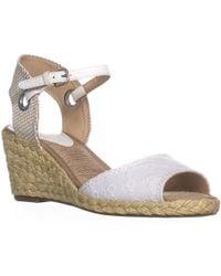 Lucky Brand - Kyndra Wedge Sandals - Lyst