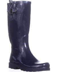 Nautica - Finsburt Knee High Rain Boots - Lyst
