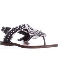 Vince Camuto - Rebeka Flat Sandals - Lyst