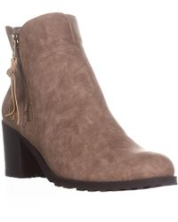 Aerosoles - Convincing Lug Sole Ankle Boots - Lyst