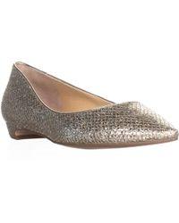 Ivanka Trump - Tizzy Low Heel Ballet Flats - Lyst