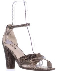 Rialto - Raziela Ankle Strap Dress Sandals - Lyst