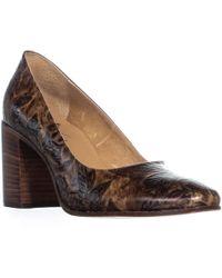Patricia Nash - Anita Block-heel Court Shoes - Lyst