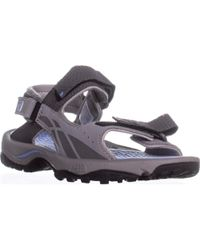 The North Face - Storm Flat Sport Sandals - Lyst