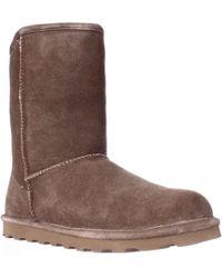 BEARPAW - Elle Short Cold Weather Boots - Lyst