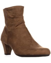 Aerosoles - Shore Fit Ankle Boots - Lyst