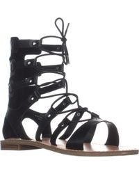 Guess - G Hopey Gladiator Sandals - Lyst