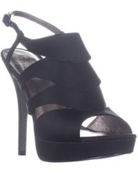 Adrianna Papell - Marlene Strappy Ankle Strap Sandals - Lyst