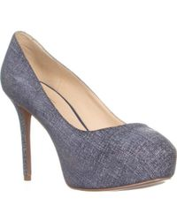 e9a59e82dfa Nine West - Juliette Platform Dress Pumps - Lyst