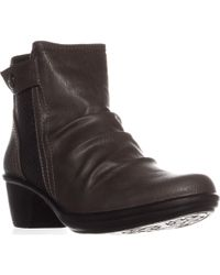 Easy Street - Draft Ankle Boots - Lyst