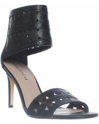 Via Spiga - Vanka Ankle Cuff Dress Sandals - Black - Lyst