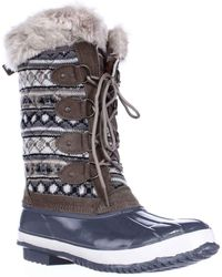 Khombu - Melanie Waterproof Winter Boots - Lyst