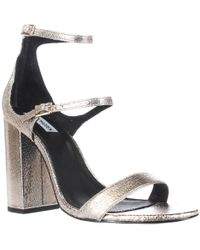 Steve Madden - Parrson Strappy Dress Sandals - Lyst