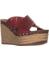Lucky Brand - Neeka2 Espadrille Sandals - Lyst