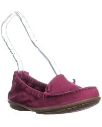 Hush Puppies - Ceil Slip-on Loafer Flats - Lyst