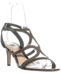 Lauren by Ralph Lauren - Lauren By Ralph Laurn Gillah Ankle Strap Sandals - Lyst