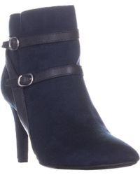Rialto - Caleigh Ankle Booties - Lyst