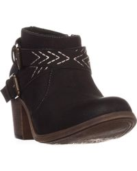 Roxy - Janis Ankle Boots - Lyst