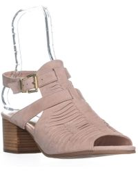 Bella Vita - Finley Slingback Mule Sandals - Lyst