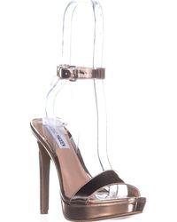 Steve Madden - Casita Platform Pump Sandals - Lyst