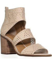 Lucky Brand - Lucky Kabott Heeled Sandals - Lyst