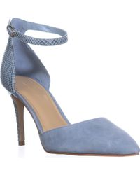 Marc Fisher - Daiana Ankle Strap Court Shoes - Lyst