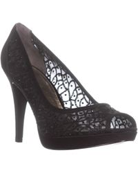 Adrianna Papell - Foxy Peep Toe Dress Court Shoes - Lyst