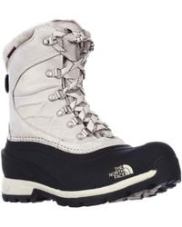 The North Face - Chilkat 400 Lace Up Winter Boots - Lyst