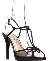 Caparros | Claudia Strappy Rhinestone Dress Sandals | Lyst
