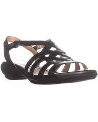 Naturalizer - Charm Slingback Sandals - Lyst