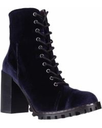 Report - Signature Allon Lace-up Dress Boots - Lyst