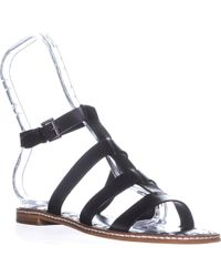 7144c7ecce2a Michael Kors - Michael Fallon Flat Sandal Gladiator Sandals - Lyst