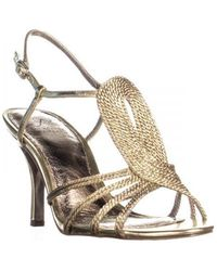 Adrianna Papell - Megan Strappy Dress Sandals - Lyst