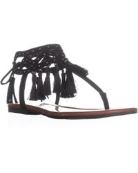Jessica Simpson - Kamel Tassel Dress Sandals - Lyst