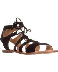 Dolce Vita - Jasmyn Flat Gladiator Sandals - Lyst
