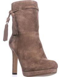 Via Spiga - Bristol Pull On Tassel Ankle Boots - Lyst