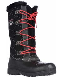 Sporto - Connie Tall Water Resistant Winter Boots - Lyst