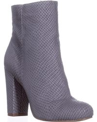 Charles David - Lowell Block-heel Ankle Booties - Lyst