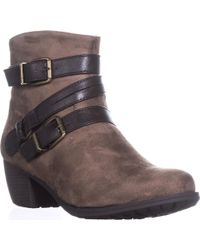Easy Street - Coby Ankle Booties - Lyst