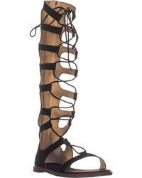 30515a1da828 Chinese Laundry - Galactic Tall Lace Up Gladiator Sandals - Lyst