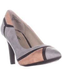 Rialto - Morgana Pointed Toe Colorblock Classic Heels - Lyst