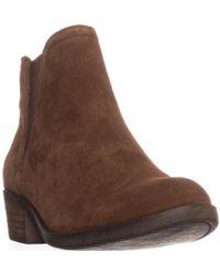 Kensie - Garrett Ankle Boots - Lyst
