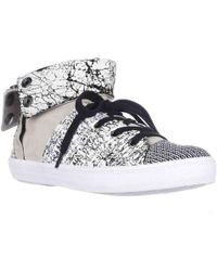 Rebecca Minkoff - Spencer Foldover Sneakers - Lyst