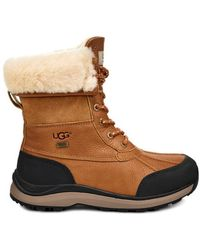UGG - Adirondack Boot Iii - Brown Leather - Lyst