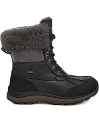 UGG - Adirondack Boot Iii - Black Leather - Lyst
